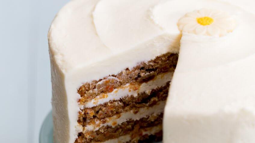 Daisy Cakes Carrot Cake