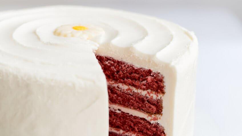 Daisy Cakes Red Velvet