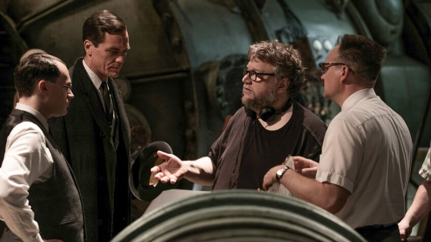 Guillermo Del Toro The Shape of Water Oscar Winner