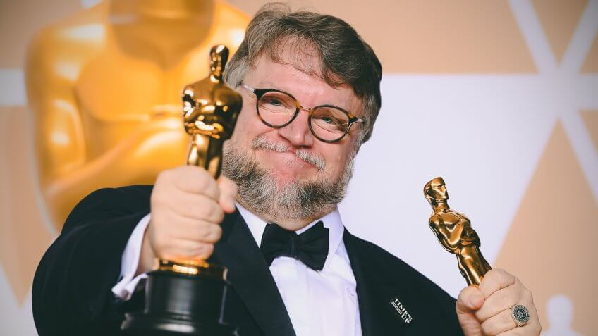 Guillermo Del Toro - Director - 'The Shape Of Water' and Best Picture - 'The Shape Of Water'90th Annual Academy Awards, Press Room, Los Angeles, USA - 04 Mar 2018.