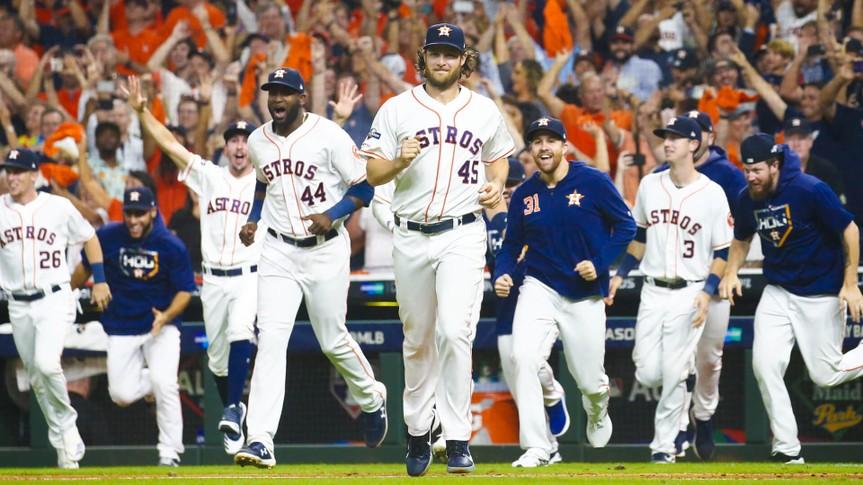 Houston Astros, baseball