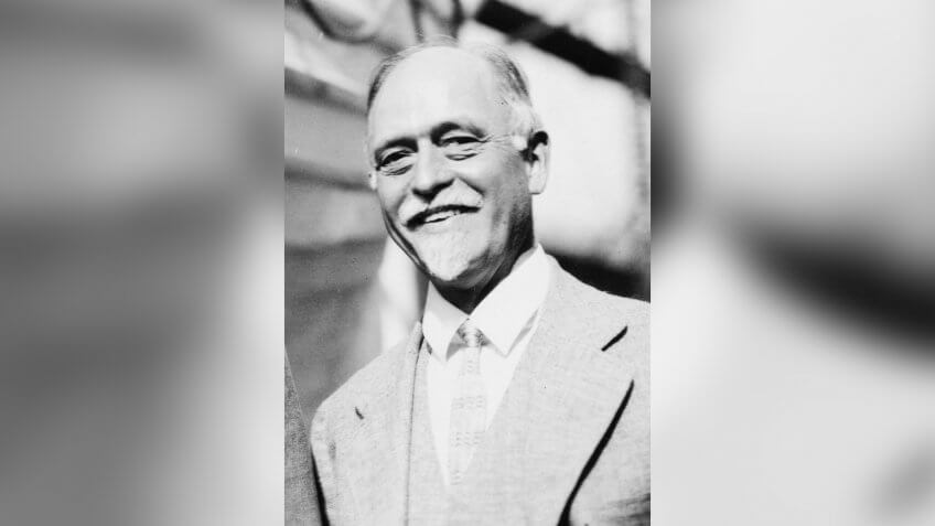 Irving Fisher famous economist.