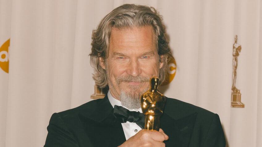 Jeff Bridges (Best Actor 'Crazy Heart')82nd Annual Academy Awards, Press Room, Los Angeles, America - 07 Mar 2010.