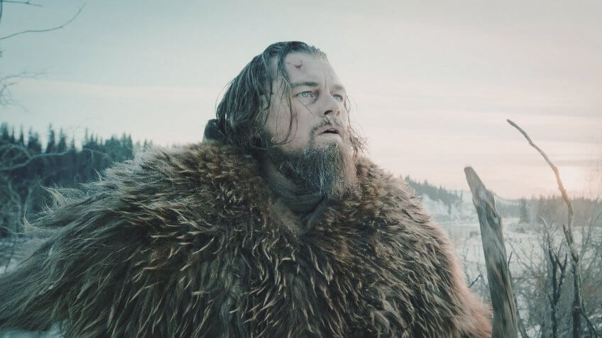 Leonardo DiCaprio richest oscar winner for The Revenant
