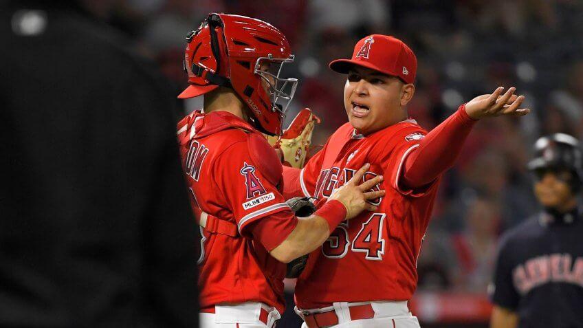 Los Angeles Angels, baseball