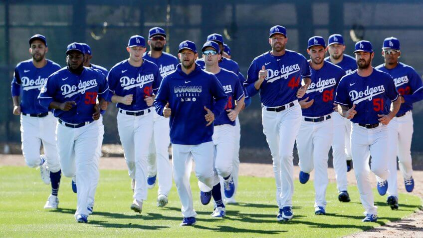 Los Angeles Dodgers, baseball