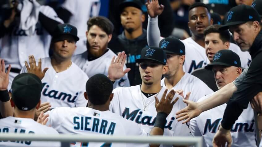 Miami Marlins, baseball