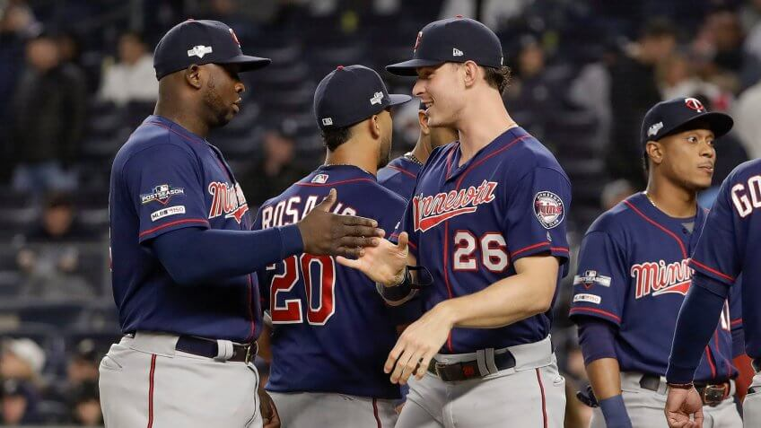 Minnesota Twins, baseball