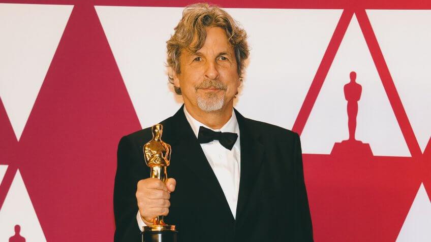 Peter Farrelly richest Oscar winner-
