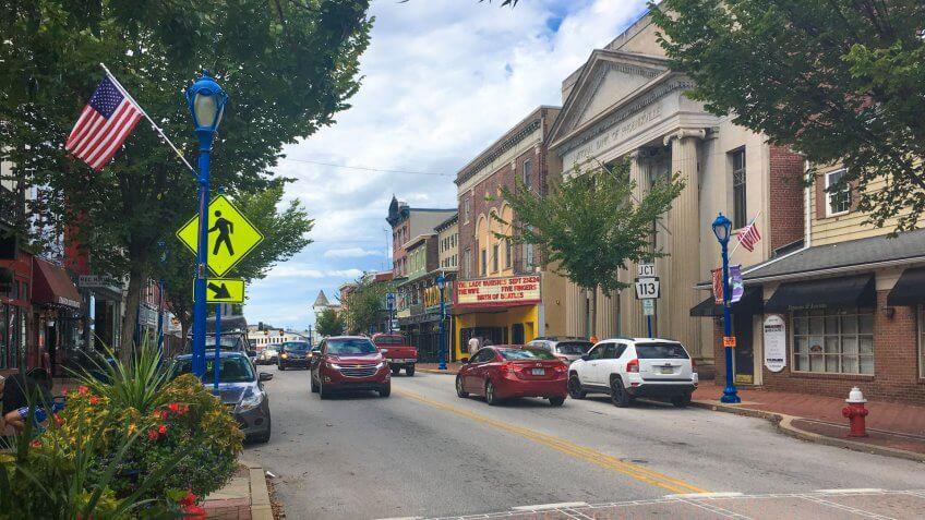 Phoenixville Pennsylvania.