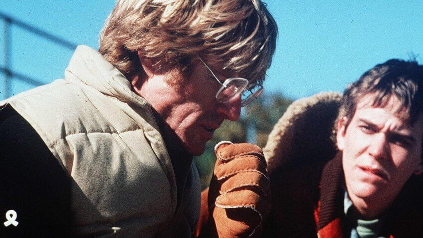 Robert Redford Ordinary People Oscar Winner