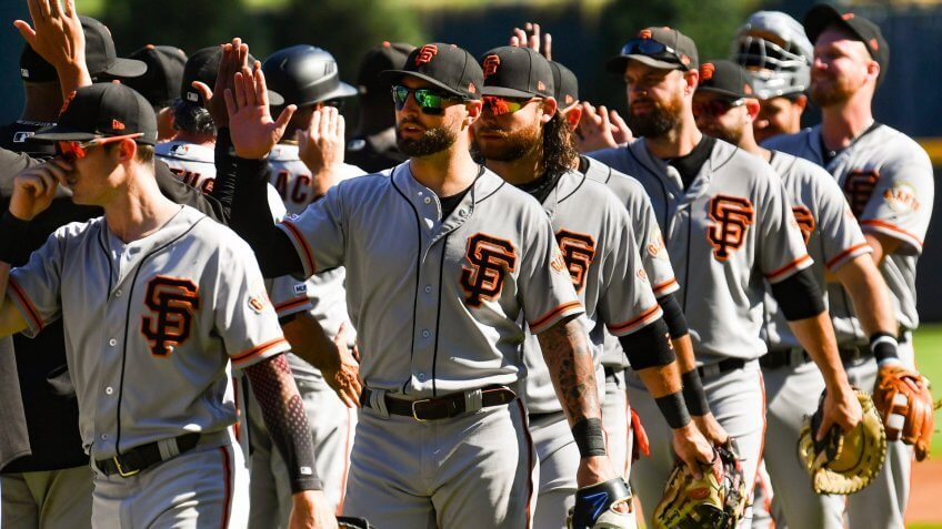 San Francisco Giants, baseball
