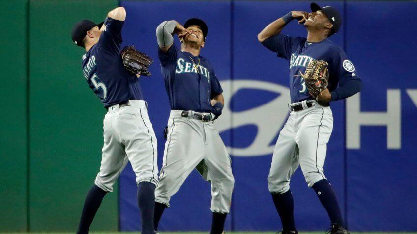 Seattle Mariners, baseball