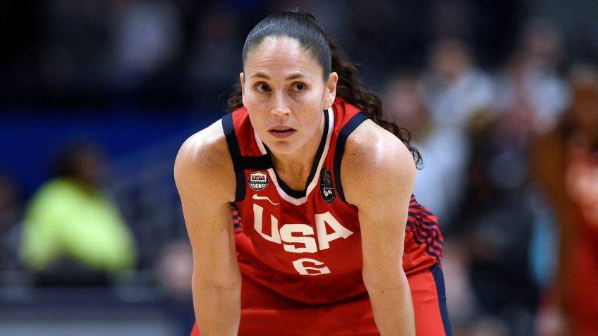 Sue Bird, WNBA, basketball