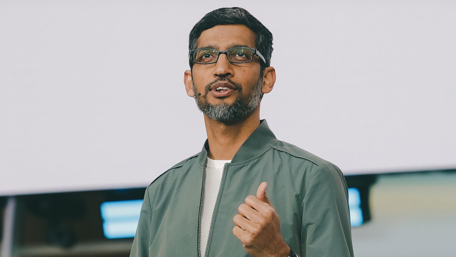 Alphabet CEO Sundar Pichai's Net Worth: What the Chief of Google Earns