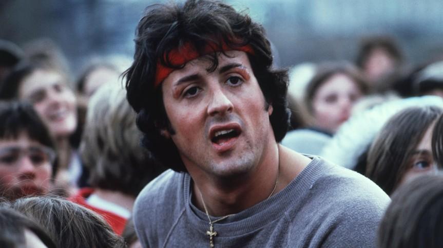 Sylvester Stallone Rocky Oscar Winner