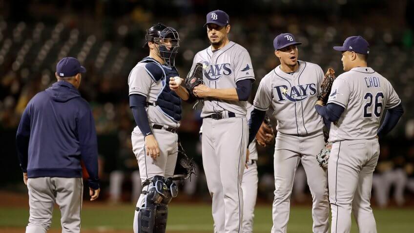 Tampa Bay Rays, baseball
