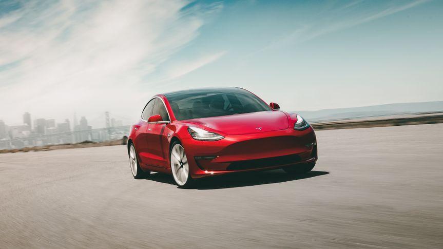 esla Model 3