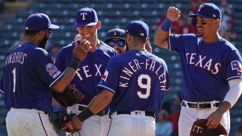 Texas Rangers, baseball