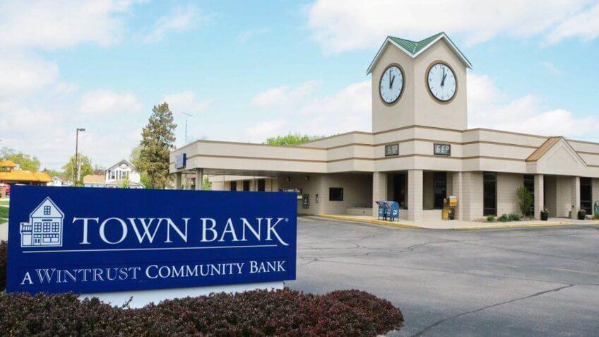 Town Bank - Wisconsin.