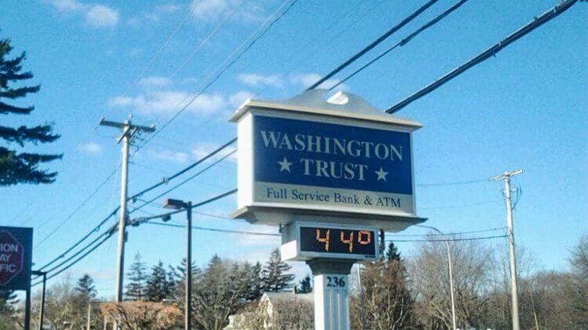 Washington Trust Co.
