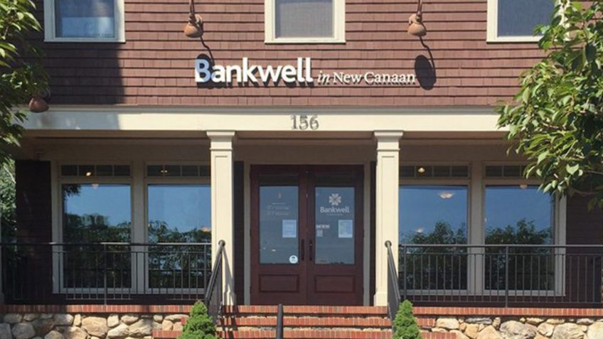 Bankwell Bank in New Canaan, Connecticut.