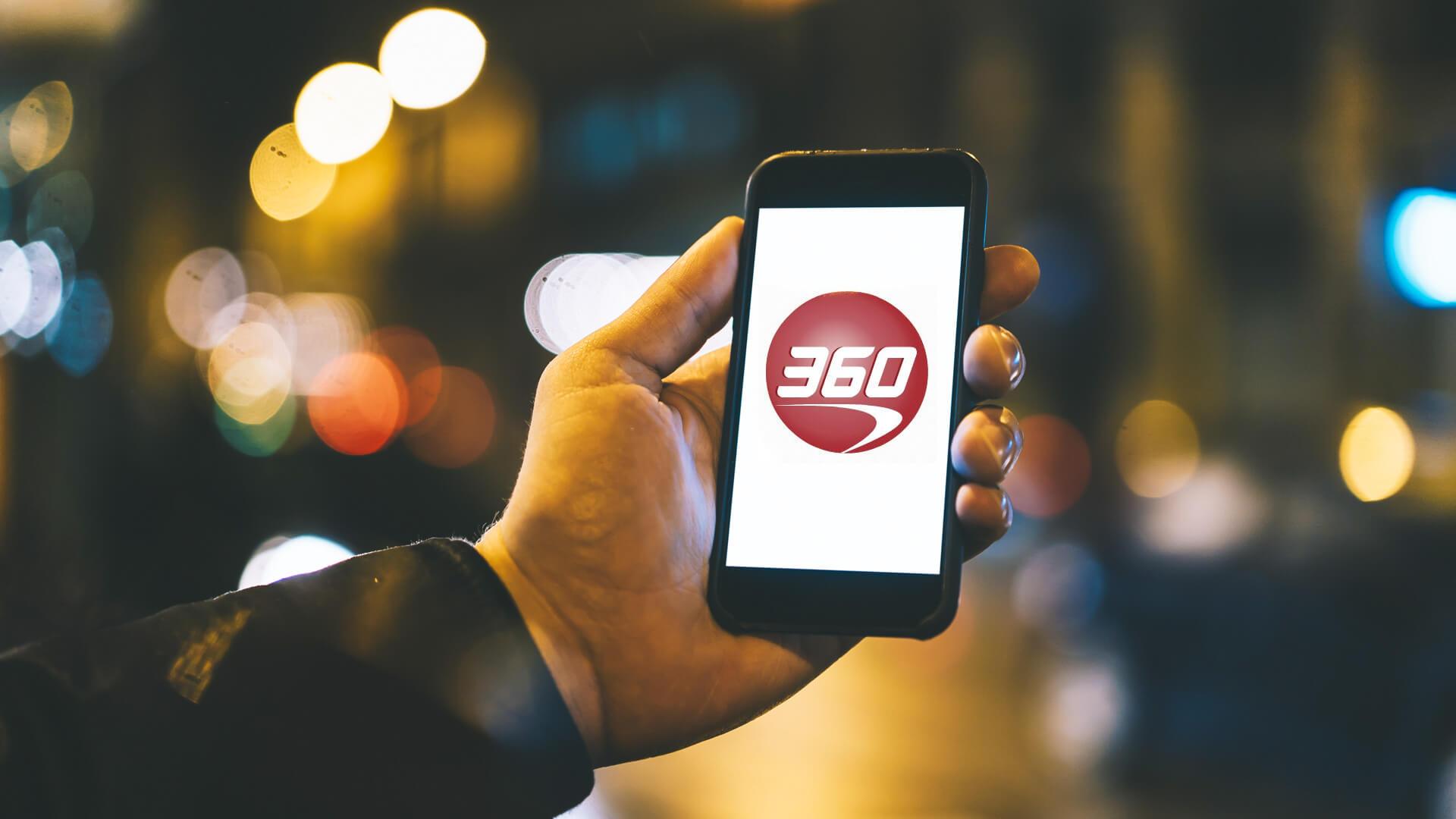 Capital One 360 bank logo