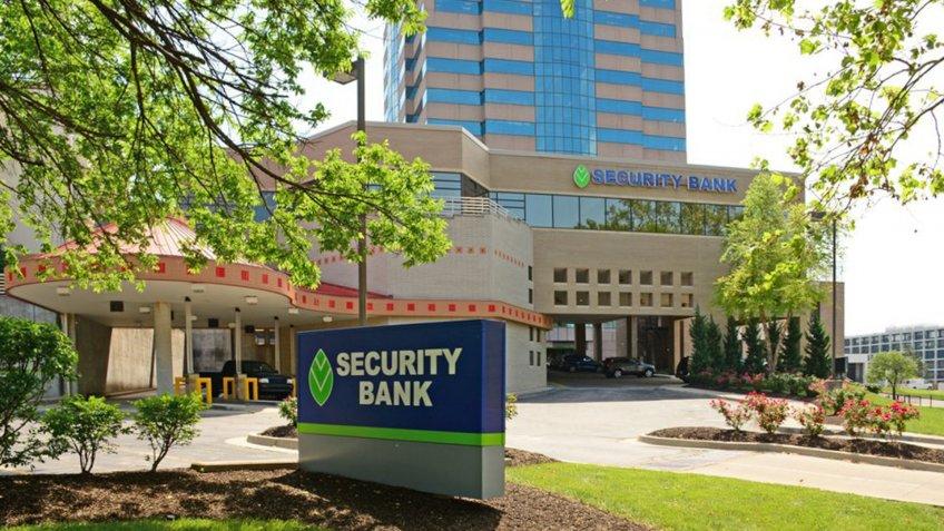 Security Bank of Kansas City.