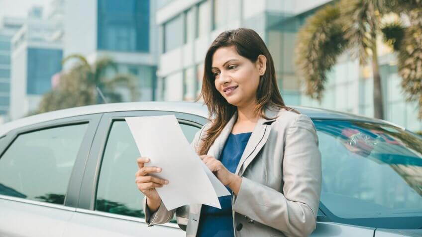 Businesswoman, Occupation, Professional Occupation, Smiling,.
