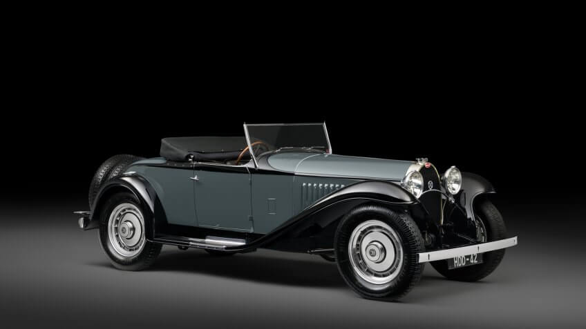 1931 Bugatti Type 50 Roadster