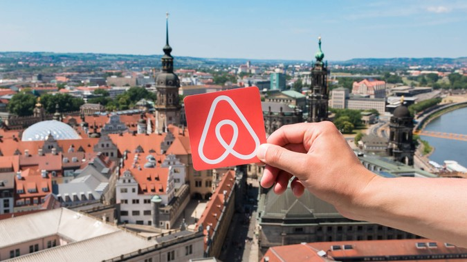 AirBnB home rental service