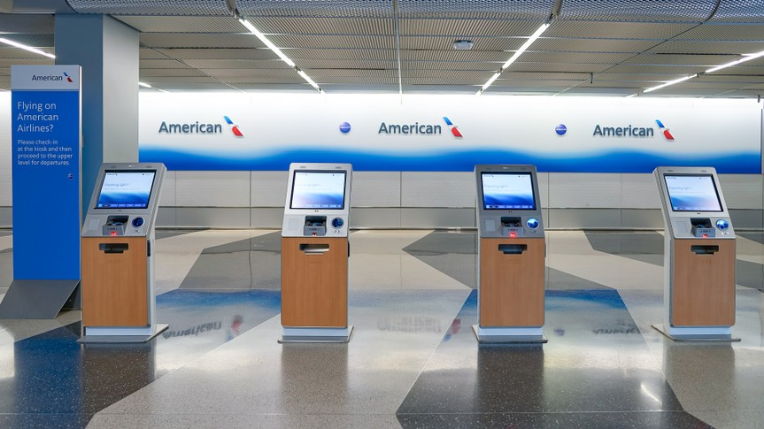 American Airlines ticketing