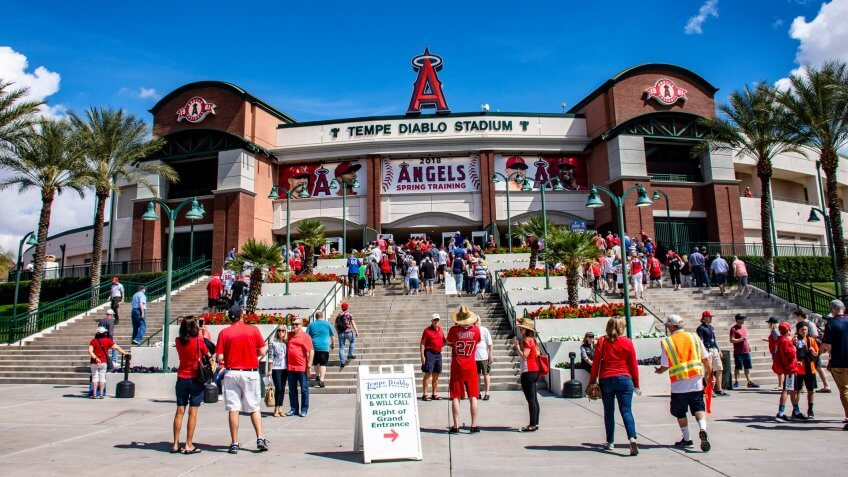 Angels Spring Training