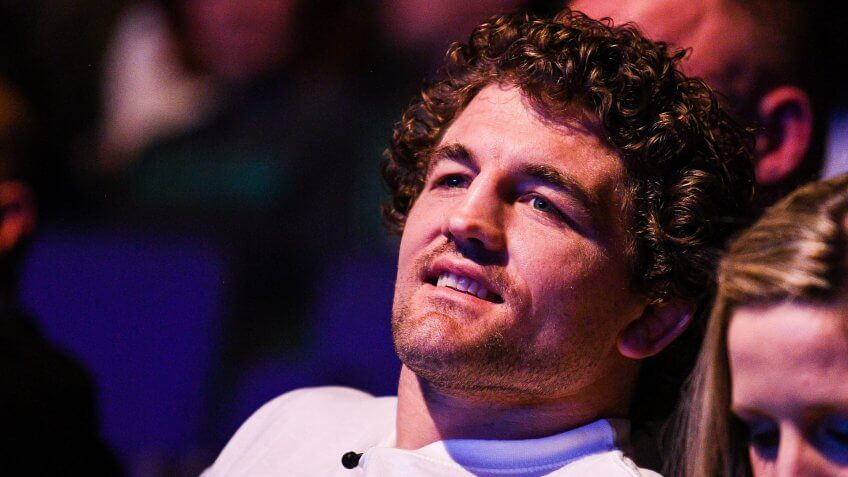 Ben Askren, UFC, wrestling