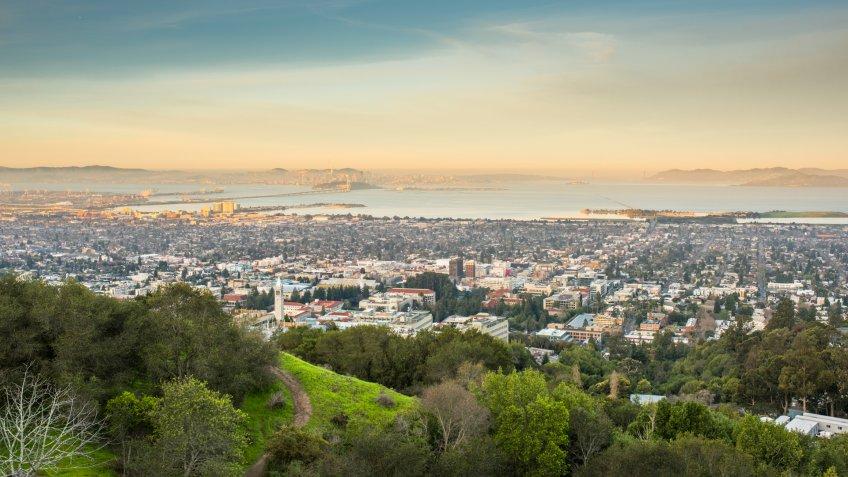Berkeley - California, California, San Francisco - California, USA, UC Berkeley.