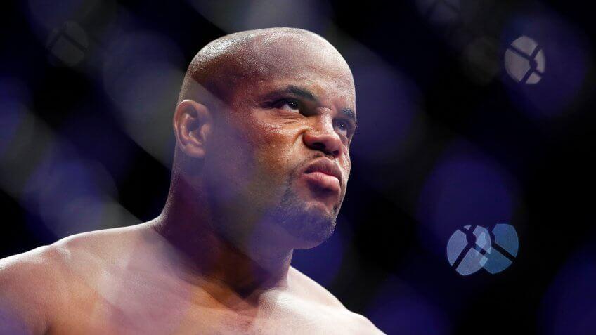 Daniel Cormier, UFC, wrestling