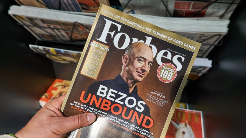 Forbes Jeff Bezos cover