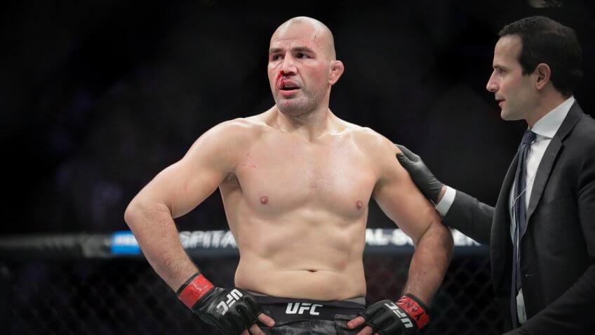 Glover Teixeira, UFC, wrestling