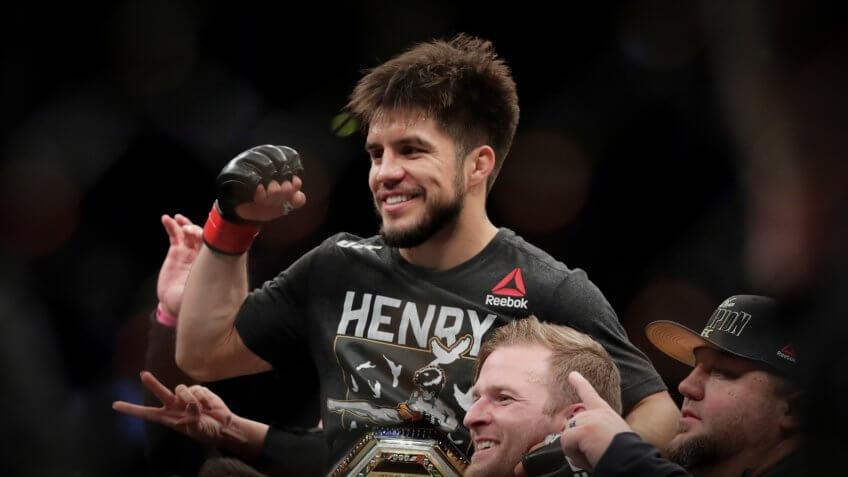 Henry Cejudo, UFC, wrestling
