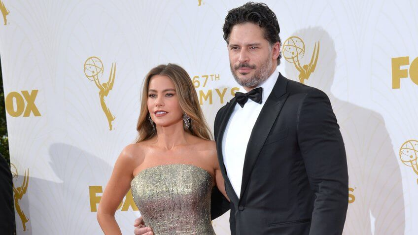 Joe Manganiello and Sofia Vergara richest celebrity couples