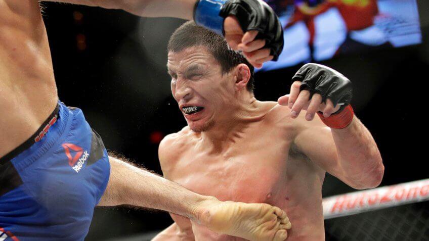 Joseph Benavidez, UFC, wrestling
