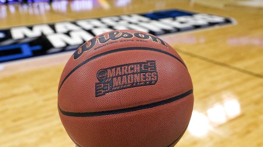 March Madness basketball
