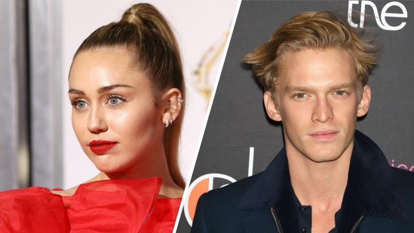 Miley Cyrus Cody Simpson richest celebrity couples-