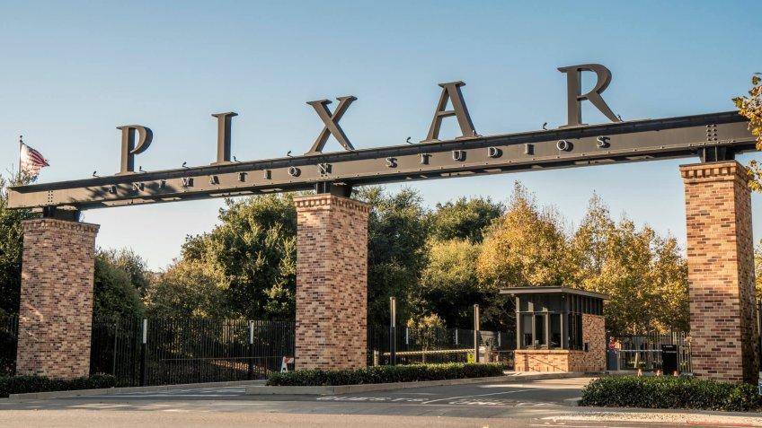 Emeryville, California, Pixar
