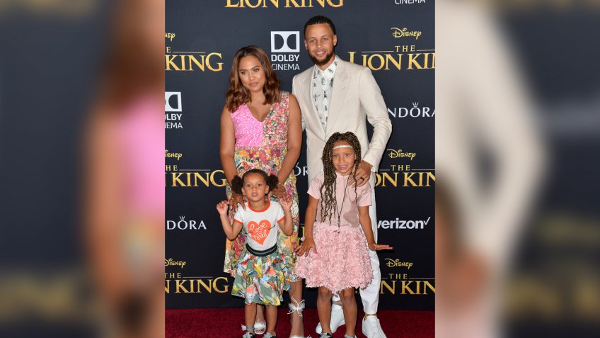 Steph and Ayesha Curry richest celebrity couples