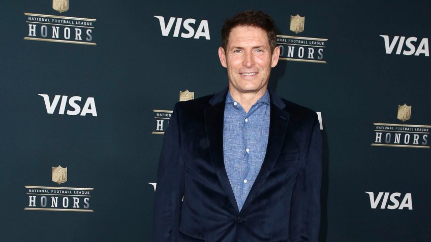 Former NFL player Steve Young arrives at the 6th annual NFL Honors at the Wortham Center, in Houston6th Annual NFL Honors - Arrivals, Houston, USA - 4 Feb 2017.