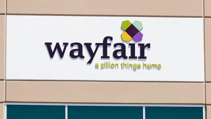 Wayfair furniture store
