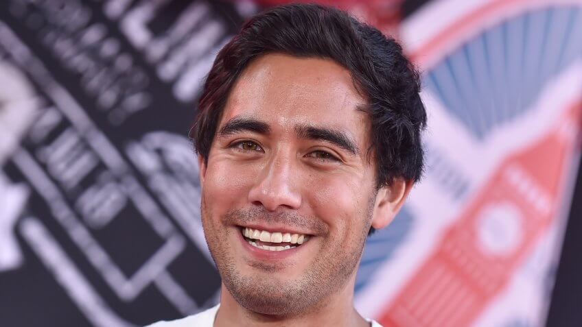 LOS ANGELES - JUN 26: Zach King arrives for the 'Spider-Man: Far From Home' World Premiere on June 26, 2019 in Hollywood, CA.