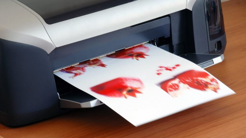 printing images.