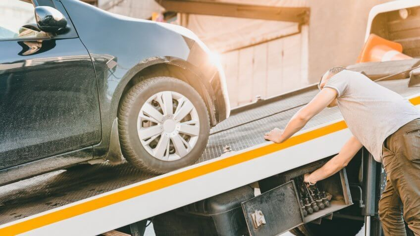 Pick-up Truck, Tow Truck, Accidents and Disasters, Roadside Assistance, Insurance.